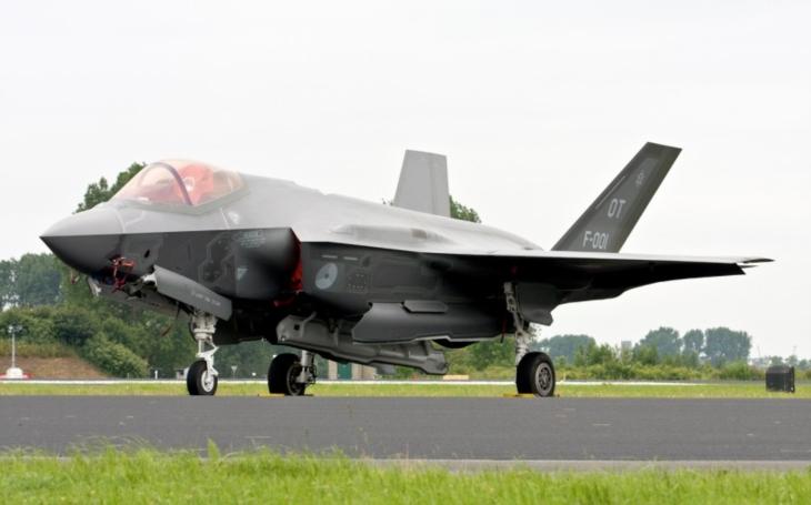 Nizozemí koupí dalších 9 letounů F-35 za 1,1 miliard dolarů
