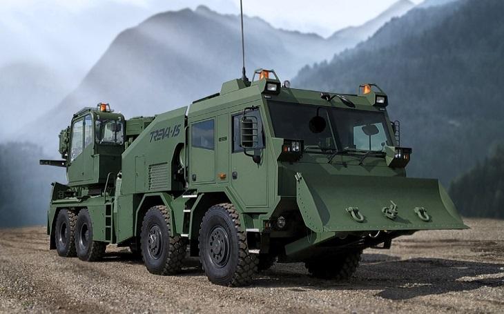 NATO Days 2019: TREVA-15 – nový taktický vyprošťovací a odsunový automobil od Excalibur Army