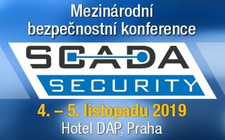 Mezinárodní bezpečnostní konference SCADA Security 2019