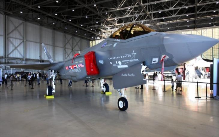 Bude Kanada dalším uživatelem letounů F-35?