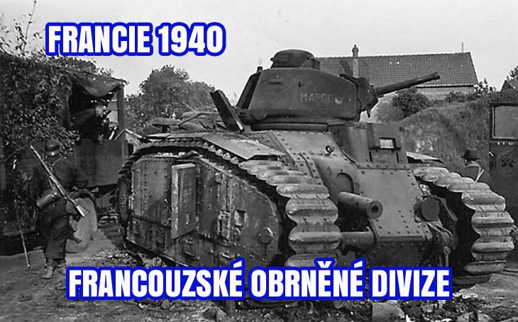 &quote;Neumění&quote; války: proč silnější francouzské tanky neobstály proti německým Panzerům?