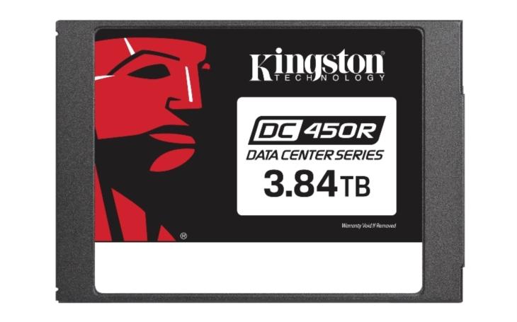 Kingston Technology uvádí na trh firemní SSD disky 450R pro datová centra