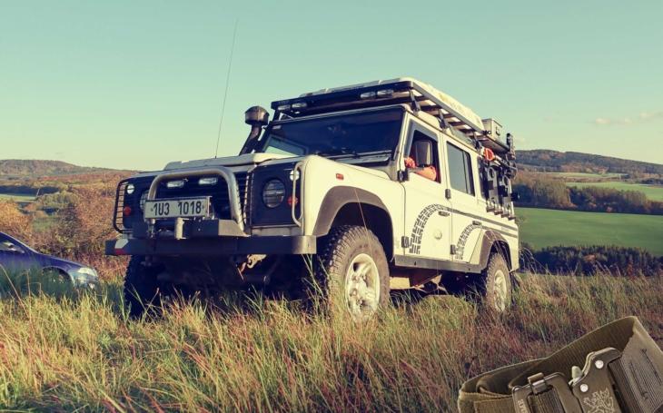 Taháme osobní automobil na opasku M-2 OTT. Vydrží opasek náš Defender test? -Video TACTICOOLNA