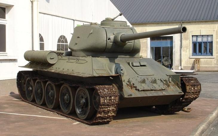 """""""Nešetřete nás!"""" Sověti předali tank T-34 Američanům na expertizu. Jak dopadla legenda?"""