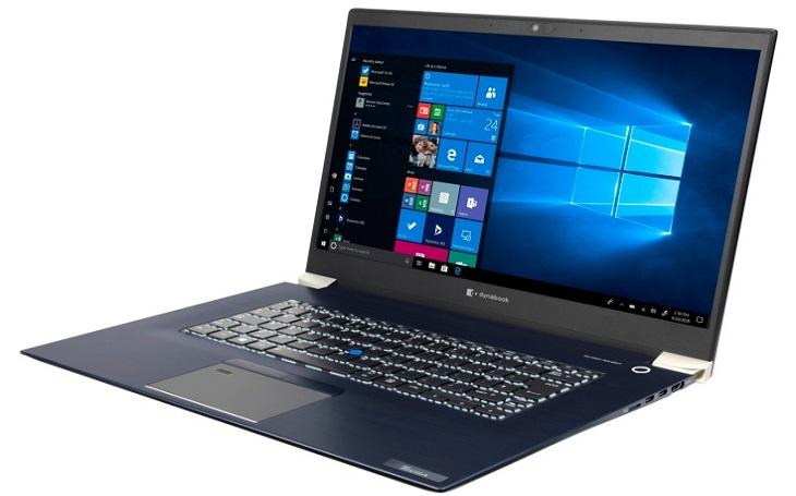 Dynabook nabídne nejbezpečnější počítače současnosti díky partnerství s Windows 10 Secured-core