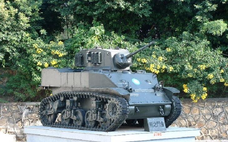 Medvědi z Kinmenu - když došlo střelivo, přejížděly tanky útočící komunistické hordy svými pásy