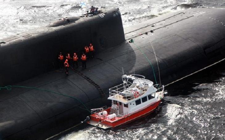 Ze zabijáka spasitelem lidských životů – jaderné monstrum K-119 Voroněž a záchrana na rozbouřeném moři