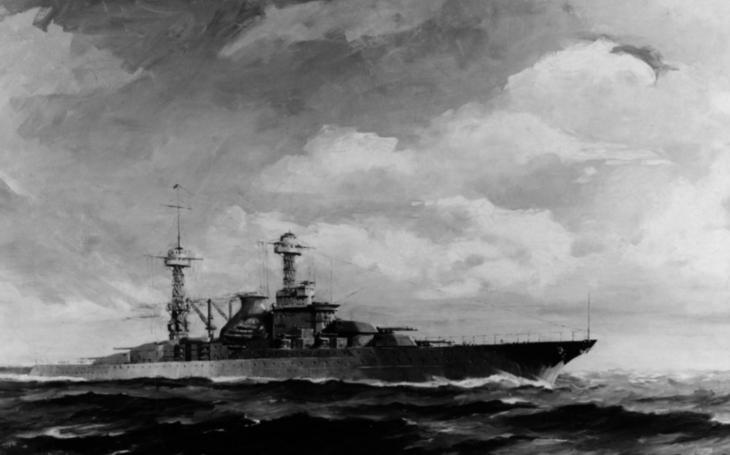 Monstrózní bitevní loď South Dakota měla mít silnější výzbroj než legendární USS Iowa