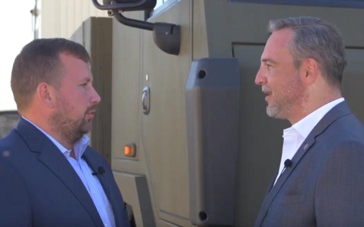 NATO Days 2019: Zapojení českých firem do tendrů je pro mě obrovsky důležitá otázka, prohlásil v rozhovoru pro SM poslanec Michal Ratiborský