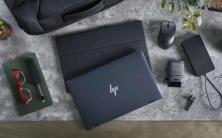 Revoluční HP Elite Dragonfly – ultralehký notebook, který myslí i na ekologii