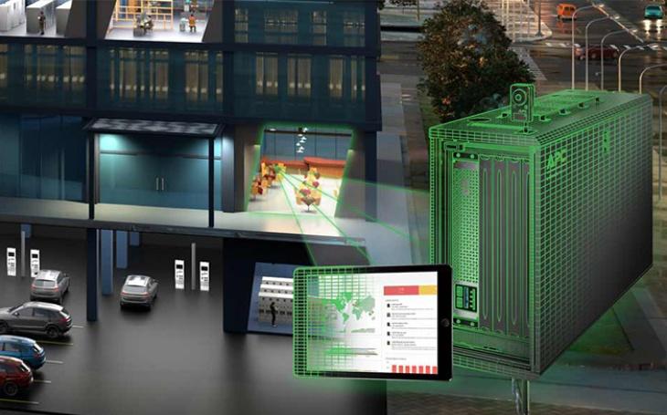 Schneider Electric představuje nové mikrodatové centrum pro podporu edge serverů. Umožňuje instalaci na stěnu a poskytuje špičkový výkon