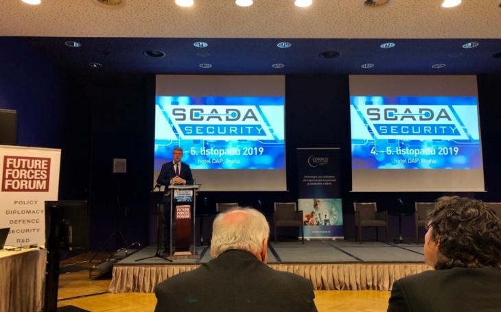Konference SCADA Security – útoky na průmyslové sítě mohou způsobit nedozírné důsledky