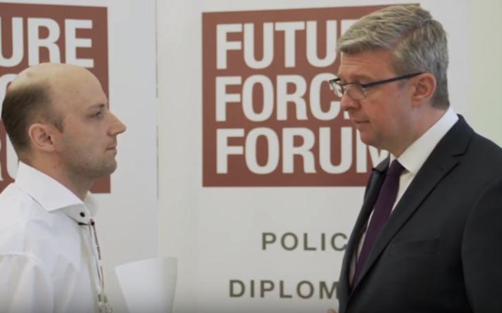 VIDEO: Česká republika patří v kybernetické bezpečnosti mezi světovou absolutní špičku, říká v rozhovoru pro SM ministr průmyslu a obchodu Karel Havlíček