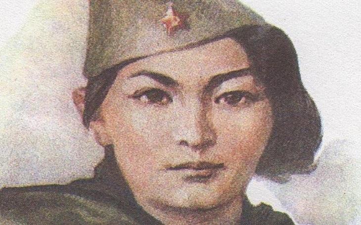Zapomenuté příběhy - Elitní snajperka Moldagulova - v 18 letech 91 zářezů, ale štěstěna ji opustila...