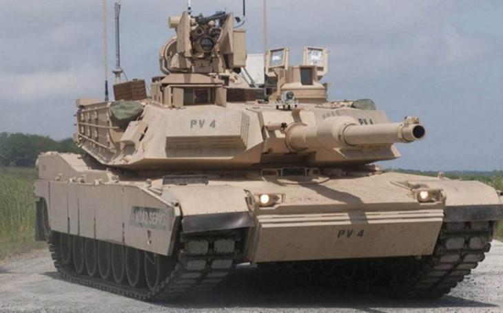 VIDEO: Americké kladivo na ruskou Armatu - přichází nejnovější verze tanku Abrams