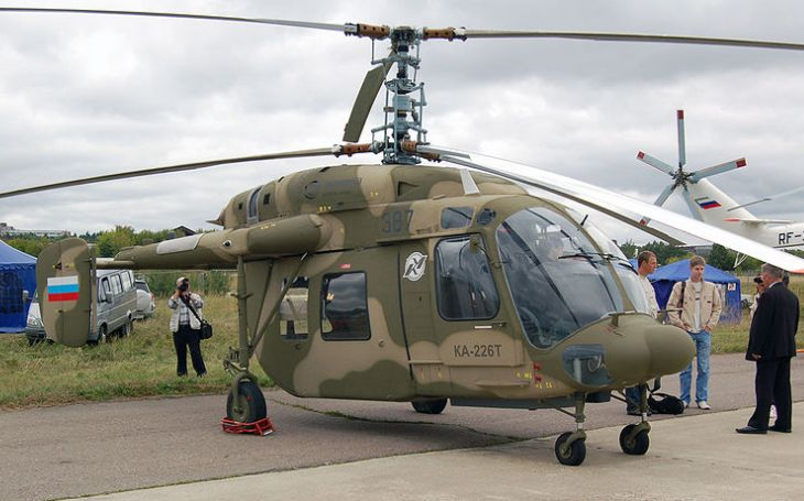 Rusko kritizuje Indii za zdržování kontraktu na dodávku vrtulníků Ka-226T. Dohoda má být podepsána do května příštího roku