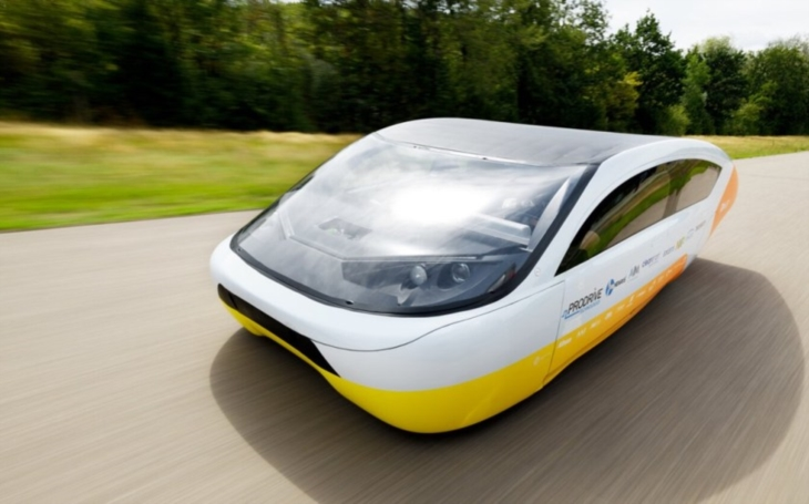 IoT řešení od Ericssonu přináší efektivnější solární dopravu