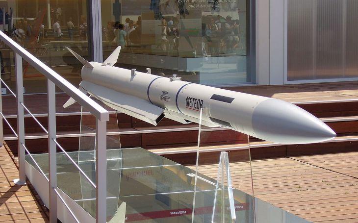 MBDA získala kontrakt na integraci střely Meteor do nového jihokorejského stíhacího letounu KF-X