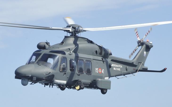 Kauza nákupu vrtulníků: Italský výrobce Leonardo se brání proti postupu Ministerstva obrany