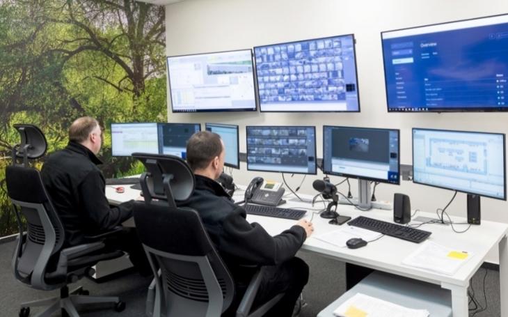 Jak střežit průmyslový areál bez fyzické ostrahy? Securitas přišla s vylepšenou službou vzdáleného dohledu