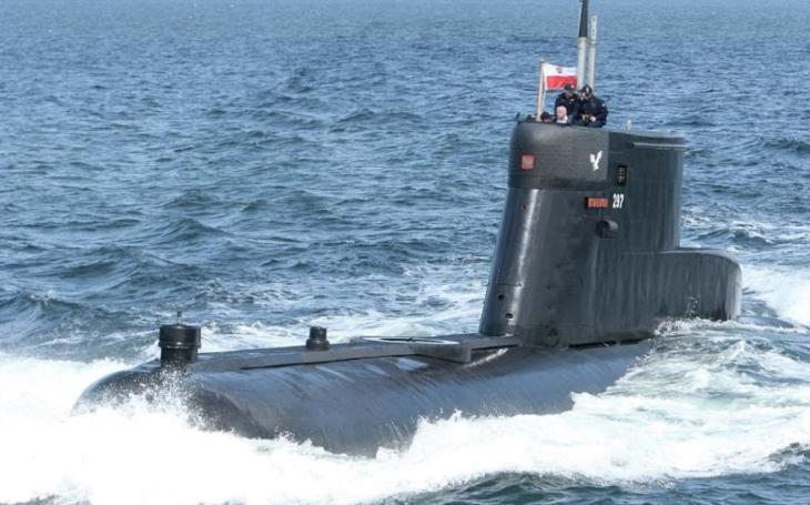 Mají švédské ponorky namířeno do Polska?