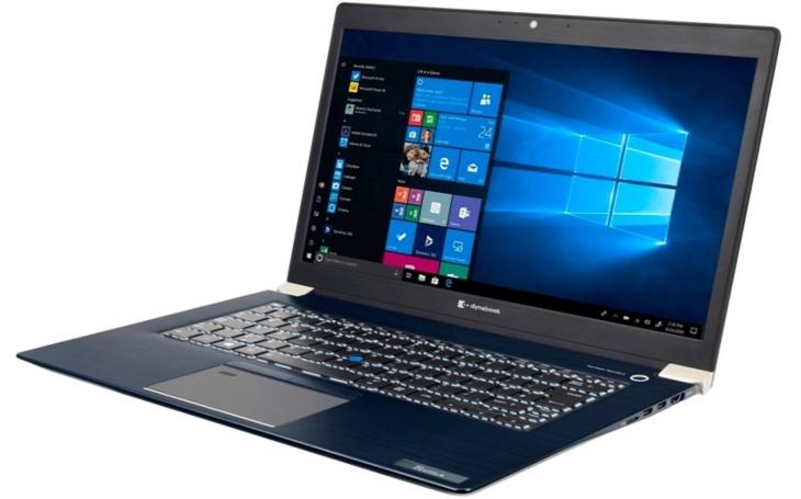Tenký a lehký notebook dynabook Tecra X40-F na našem trhu