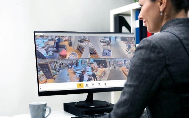 Axis vylepšil svůj software pro správu videa. Nová verze přináší hlavně lepší ochranu soukromí