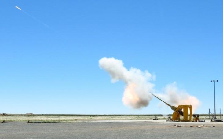 Rheinmetall v Jižní Africe ustanovil tři nové rekordy v nepřímé palbě