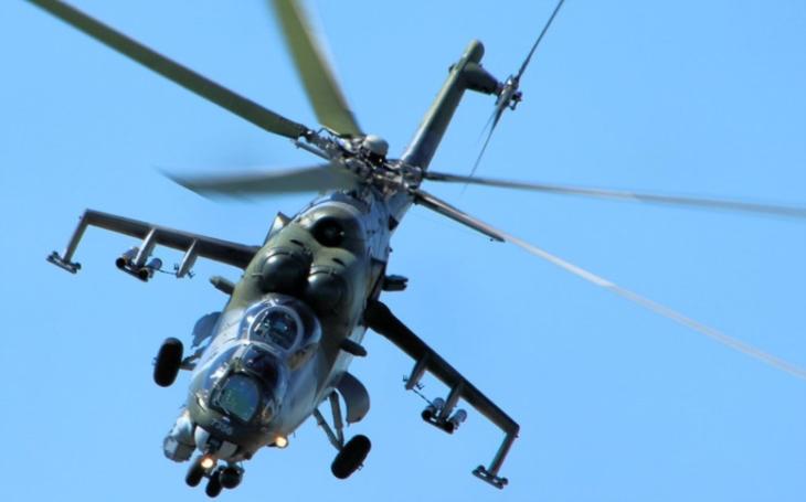 Babiš vs. Hamáček: Vyzbrojené vojenské vrtulníky pro policii? Mají je v Rusku, ale pro ČR to cesta určitě není