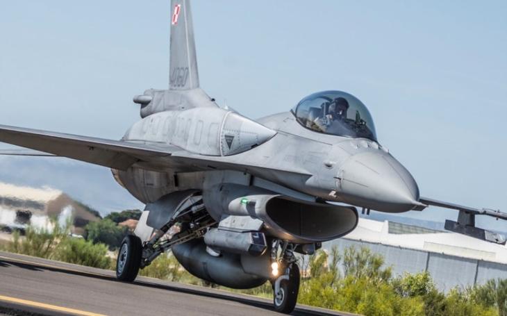 Bude Polsko pořizovat další letouny F-16?