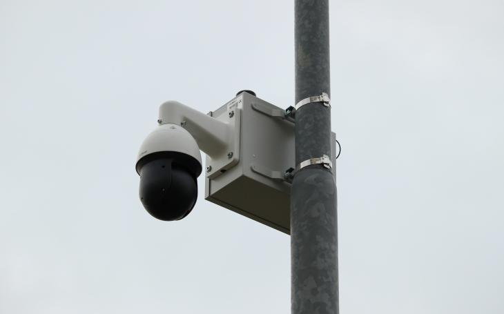 Mobilní kamerový systém v Prostějově byl vyvinutý na základě vlastní technologie
