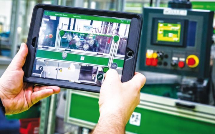 Rozšířená realita pomáhá řešit nedostatek kvalifikovaných pracovníků v průmyslových firmách a zlepšuje efektivitu výroby