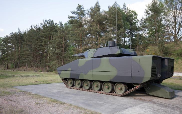 Rheinmetall uzavírá dohodu s českým dodavatelem Ray Service o dalším závazku při výrobě bojového vozidla pěchoty