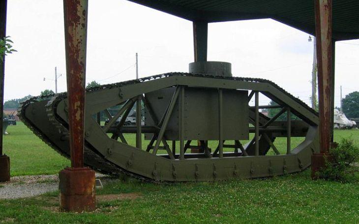 Skeleton tank - Kde udělali američtí inženýři chybu? Nikde. Vozidlo už mířilo na bojiště