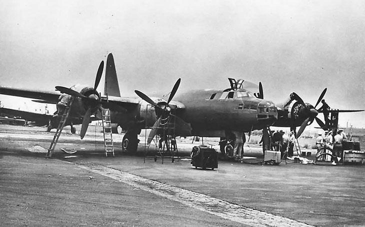 Zapomenuté letouny – byla japonská B-17, letoun Nakadžima G8N, lepší než americký vzor?
