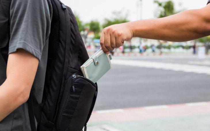 V předvánočním období narůstají počty krádeží v obchodních centrech až o 40 % a nezahálí ani kapsáři.