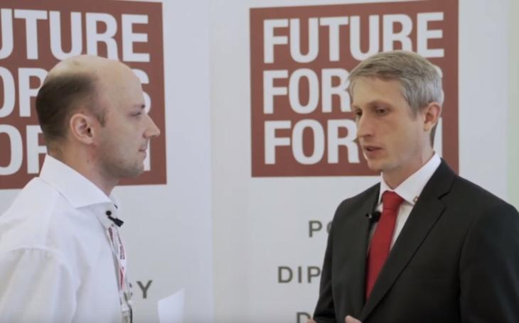 Konference SCADA Security: Rozhovor s Janem Václavíkem ze společnosti Fortinet