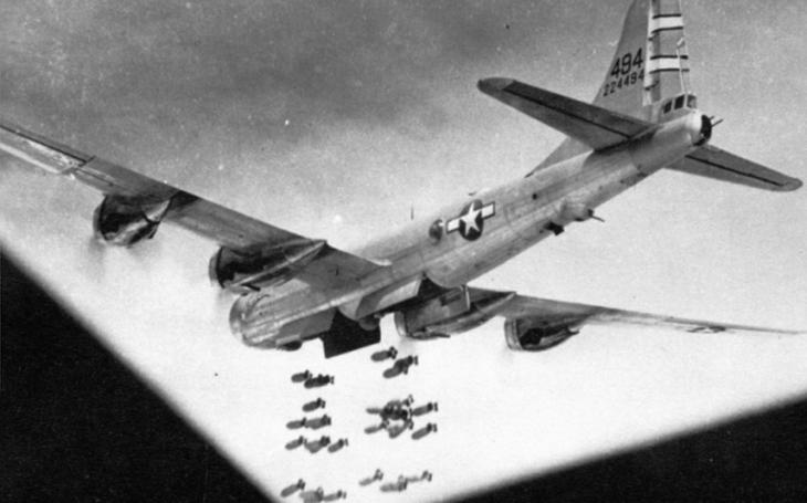 Cíl: Zlomit morálku nepřítele. Pět nejkrvavějších bombardování druhé světové války