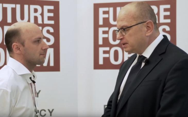 VIDEO: Rozhovor s majitelem společnosti Corpus Solutions Tomášem Přibylem