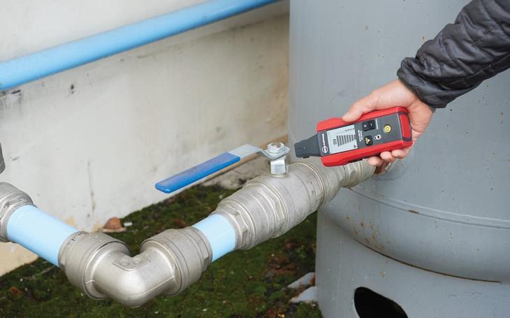 Ultrazvukový detektor netěsností Beha Amprobe ULD-420-EUR