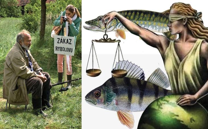 Pytlák volá o pomoc: &quote;Soud si spletl štiku s candátem a poslal mě do vězení!&quote; Co je to větší než nepatrná hodnota ryby