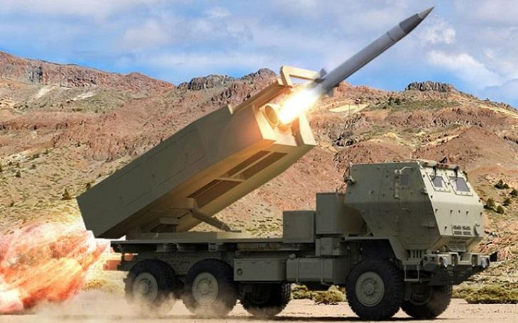 Američané otestovali z raketometu HIMARS taktickou raketu PrSM