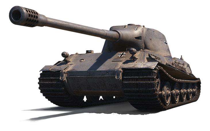 Hitlerův Panzerkampfwagen VII Löwe měl být monstrózním tankem o váze 90 tun