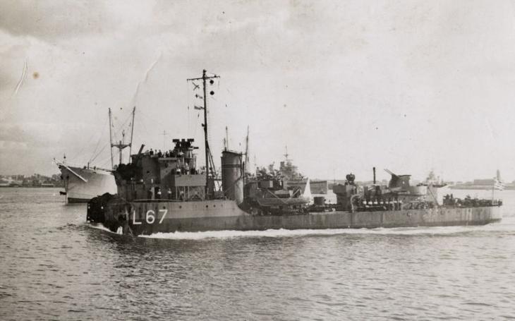 Řecká odysea torpédoborce Adrias: I bez zničené přídě urazil téměř 1 400 kilometrů