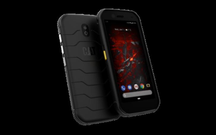 Maximálně odolný zvenčí i uvnitř – nový chytrý telefon Cat S32