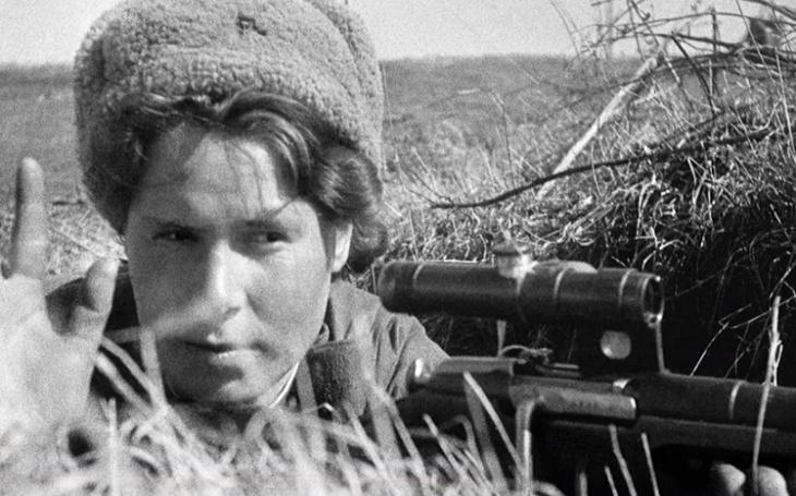 Zapomenuté příběhy: Sovětská snajperka ,,terorizovala&quote; nacisty, ti dokonali ukrutnou pomstu
