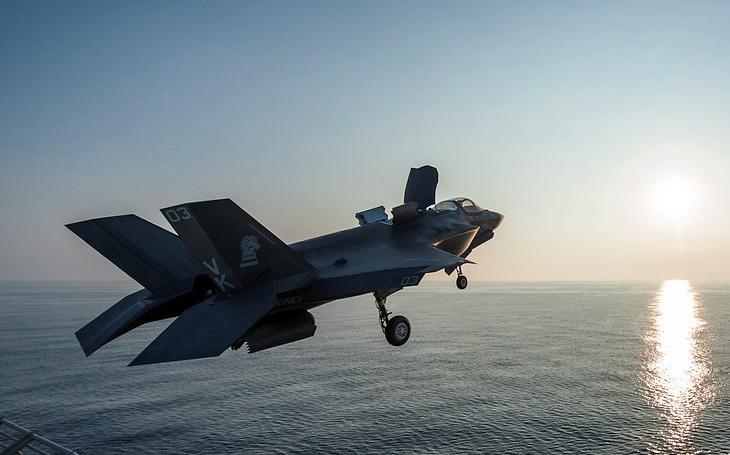Americké ministerstvo zahraničí schválilo prodej letounů F-35B Singapuru