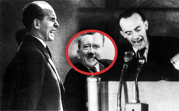 Freisler - Hitlerův Urválek. Urválek - Gottwaldův Freisler