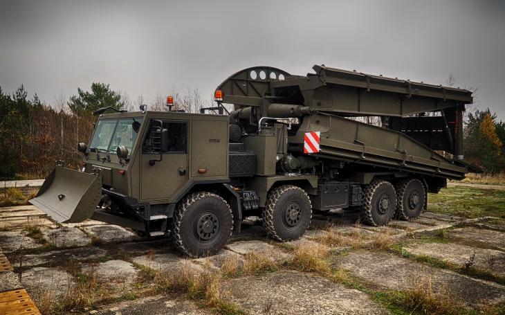 V pražském Domu armády se udělovala ocenění firmám českého obranného průmyslu