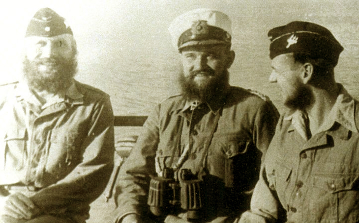 Obávaný Kapitán Hartmann:  Se svou ponorkou potopil přes 100 tisíc tun nepřátelských lodí